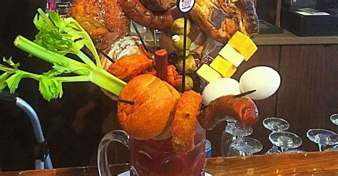 Night life events: Rib House makes a monster of a Mary