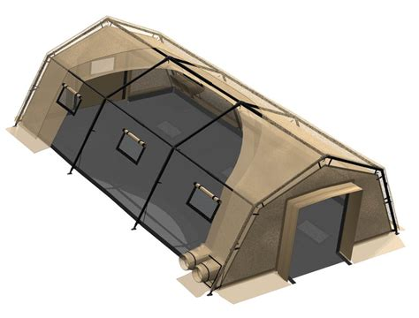 Tentes Gamme T - I-4S - Innovation for shelter - Tente