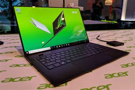 Acer Swift 7 Hands-On: Incredibly Small, Impossibly Thin