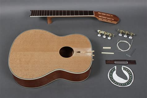 """39"""" Full Size Spruce Top / Nato neck Classical Guitar Kit"""