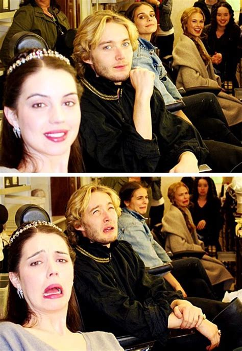 Reign Cast | Long May She REIGN! in 2019 | Pinterest