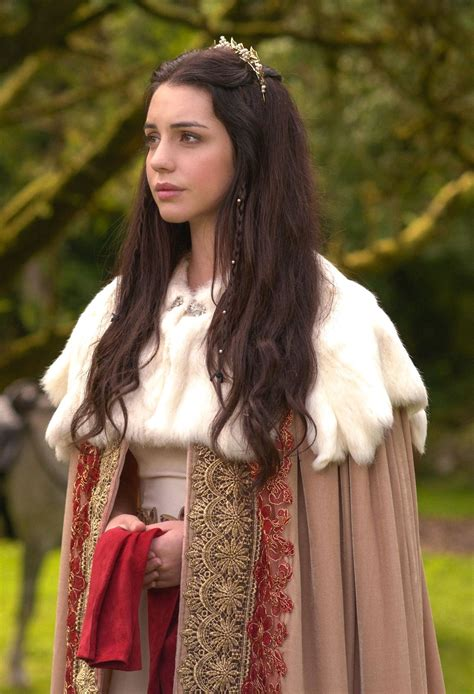 Adelaide Kane as Mary Stuart, Queen of Scots in Reign (TV