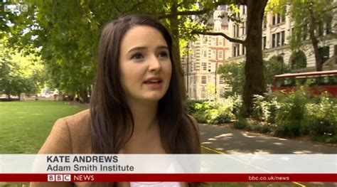 Kate Andrews discusses executive pay on BBC News and Sky