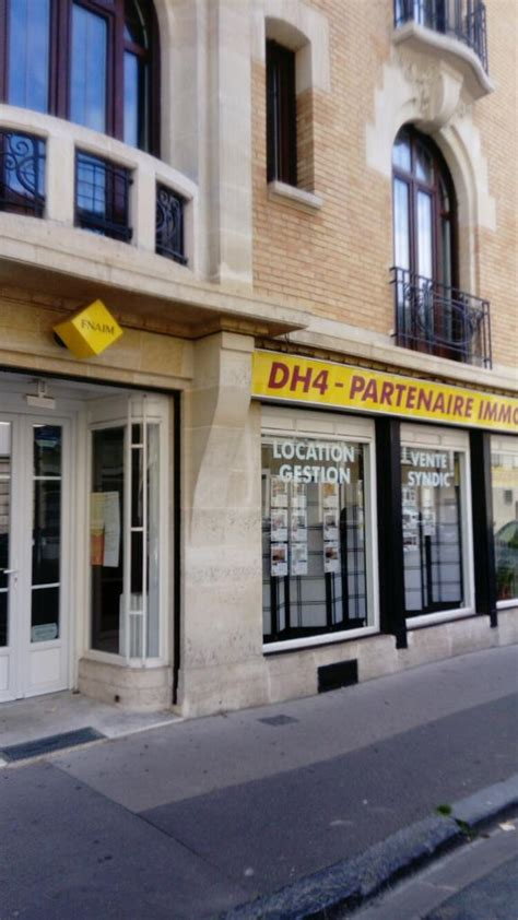 DH4 Immobilier - Agence immobilière, 47 rue Chativesle