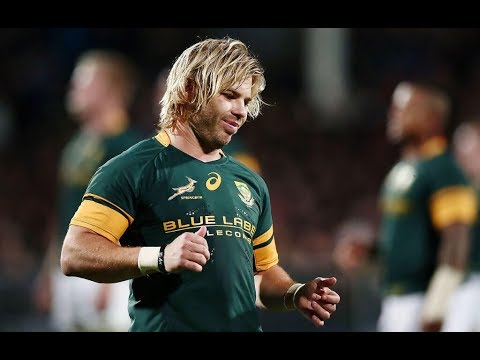 Rugby: Springboks scrap ban on selecting overseas players