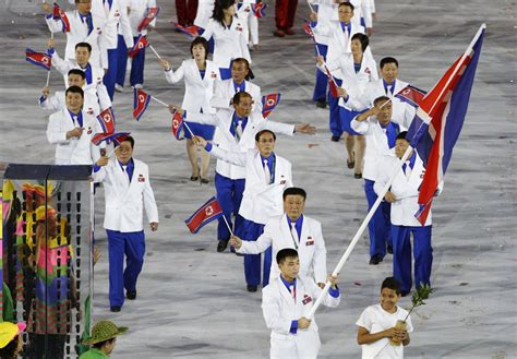 North Korea bans Olympic athletes from accepting Samsung