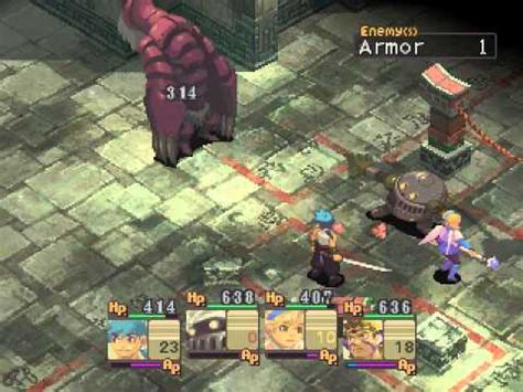 PSX Longplay [190] Breath of Fire IV (part 2 of 7) - YouTube