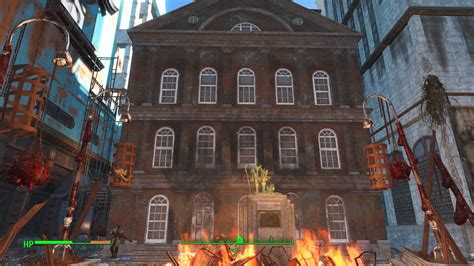 Faneuil Hall | Fallout 4 Wiki
