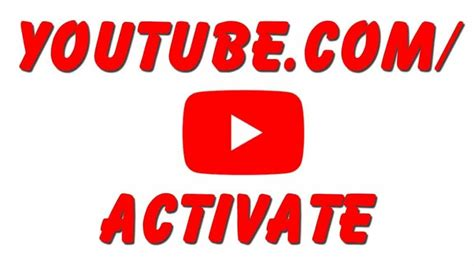 Learn how to activate YouTube on your smart devices by