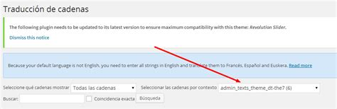 """Translating Top Bar content in """"the7"""" theme - WPML"""
