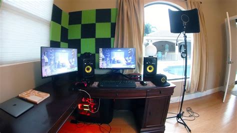 MY 2019 GAMING SETUP! *IN VR 180* - YouTube