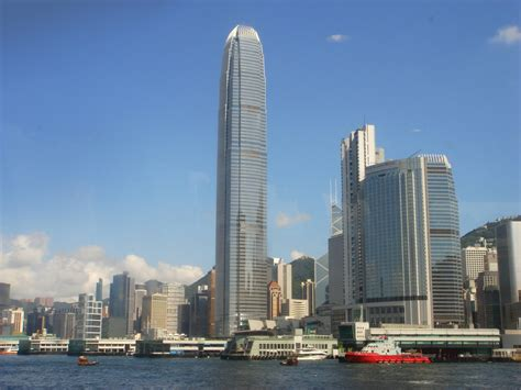 The Most Iconic Buildings In Hong Kong's Skyline