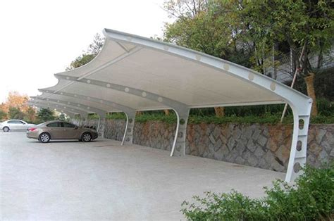 Sheds & Shelters - Miri Piri Group - Tensile Structures