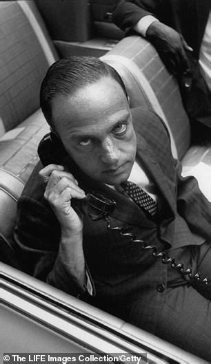 Roy Cohn, Donald Trump's ruthless homophobic attorney that