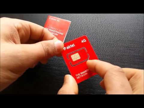 Airtel Bundle SMS & MMS Package - Update Offer