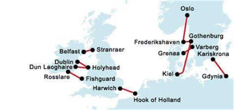 STENA LINE FERRIES - Tickets Sales, Ferry Timetables and