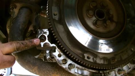 Freelander gearbox out - YouTube