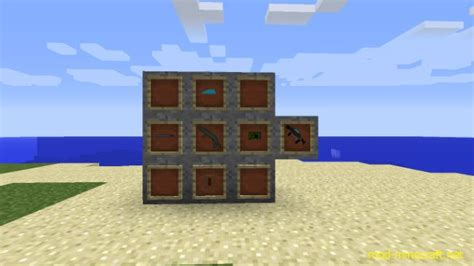 Future Weapons Mod for Minecraft 1