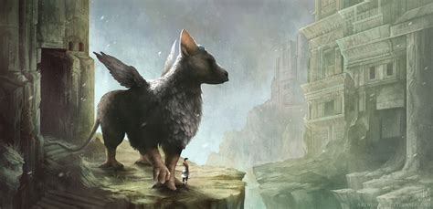 The Last Guardian arrives not only on the PS4 but also
