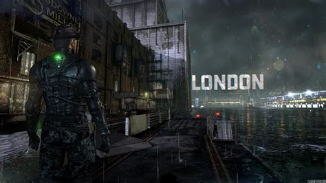 Highly Detailed First Splinter Cell: Blacklist PC Screens