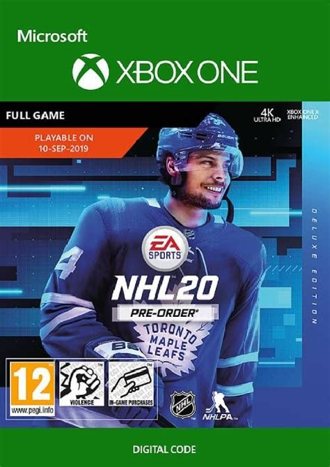 Get NHL 20: Deluxe Edition Xbox One cheaper | cd key