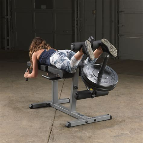 GLCE365 - Body-Solid Seated Leg Extension & Supine Curl