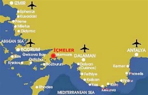 Sahin Palace - Your holiday destination in Icmeler