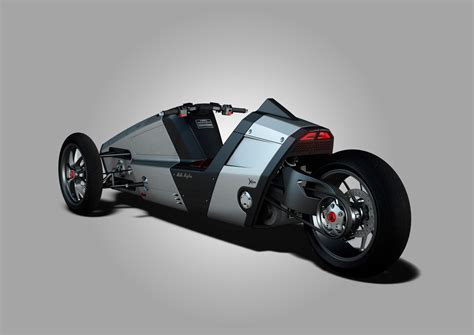 An Awesome Motorized Drift Trike for Your Inner Child