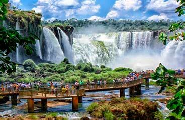 Iguazu Falls Tours from Buenos Aires by bus and by plane