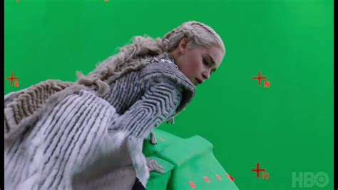 Game of Thrones - Episode 7x06 - Behind the scenes - YouTube