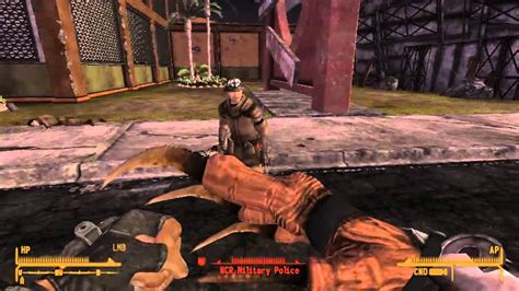 Fallout New Vegas: Deathclaw Gauntlet (PC Console Command