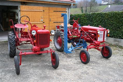 Collection-Tracteurs: COLLECTION-TRACTEUR FARMALL - CUB - FC-C