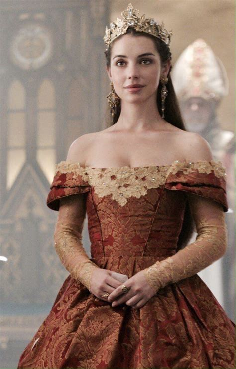 Mary Queen of Scots, Reign | Reign dresses, Reign fashion