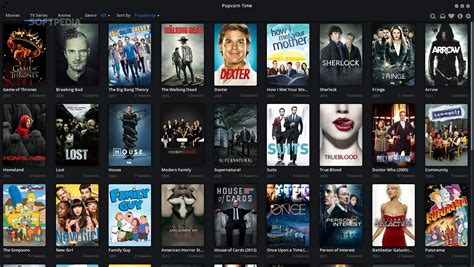 Popcorn Time Makes Watching Movies Safer with Integrated VPN