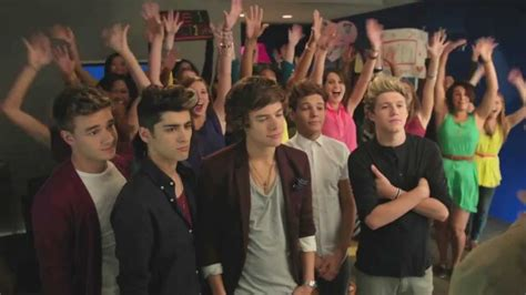 One Direction - Pepsi Commercial Extended Outtake - YouTube