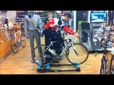Home Trainer TACX GALAXIA T1100 - Probikeshop