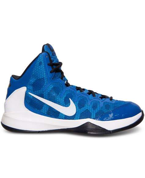Nike Men's Zoom Without A Doubt Basketball Sneakers From