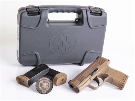 SIG SAUER and Lipsey's Join Forces with NRA P365 to