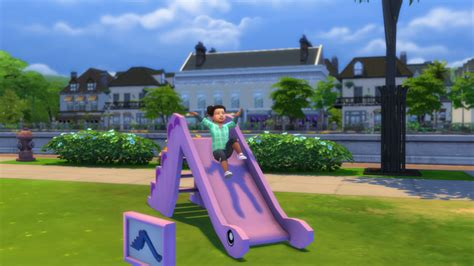 The Sims 4 Mods: Functional Toddler Objects - Sims Community